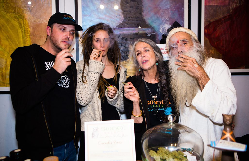 Flow Kana Explores Art & Community at Cannabis Salon